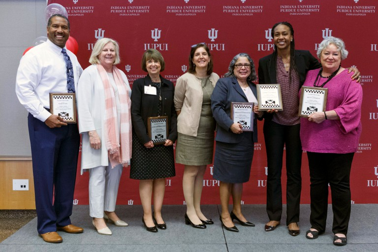 Office for Women anniversary celebration honorees