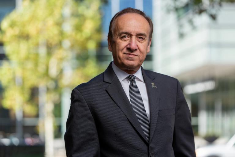Chancellor Nasser H. Paydar