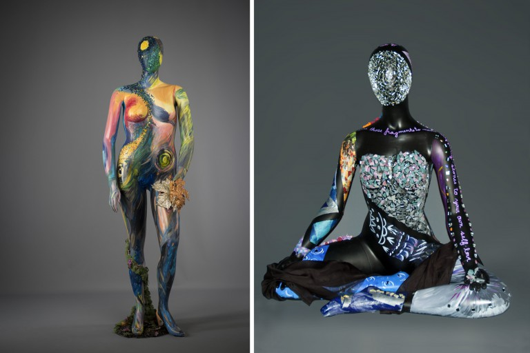 Examples of art therapy used to treat eating disorders