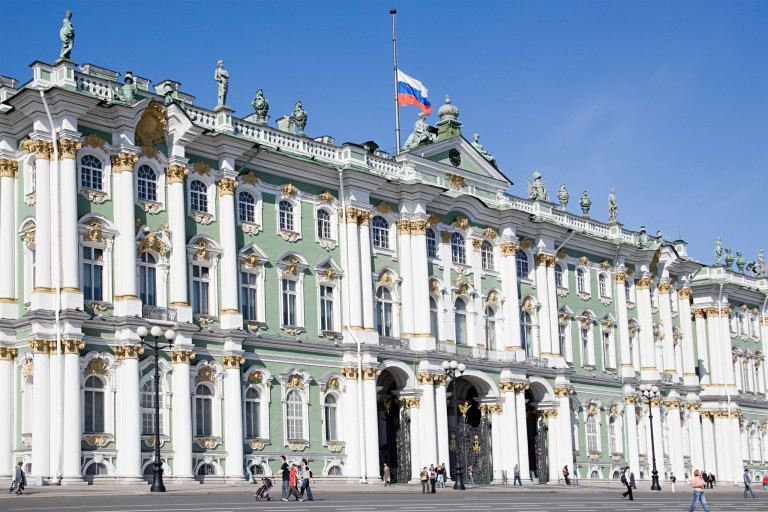 Russian Winter Palace