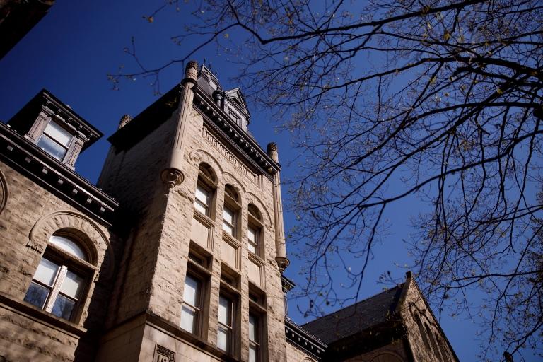 Kirkwood Hall at IU Bloomington