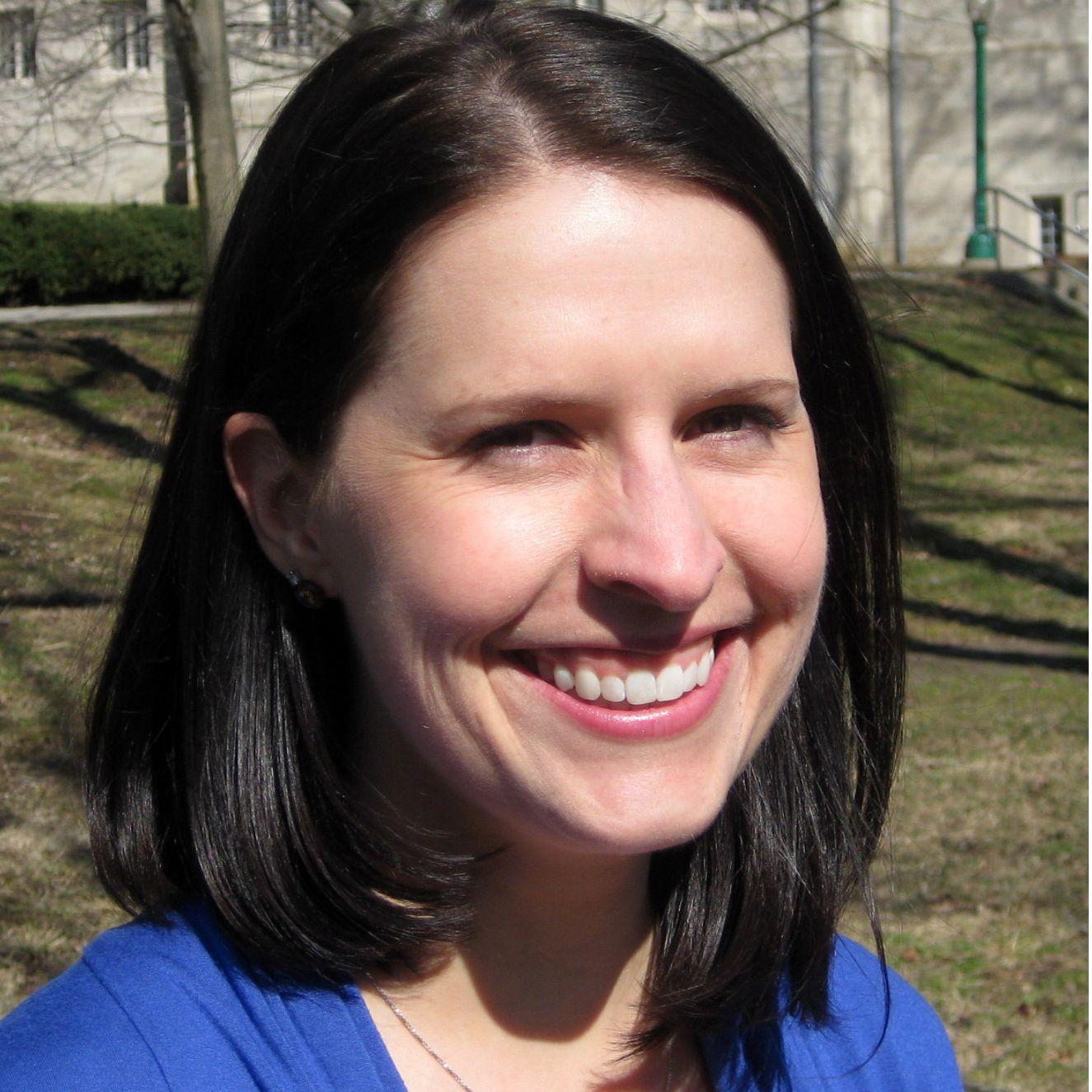 Headshot of Kimberly Rosvall