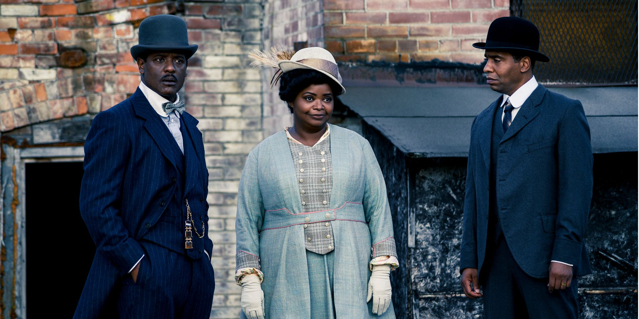 Blair Underwood, Octavia Spencer and Kevin Carroll star in Netflix's Self Made: Inspired by the Life