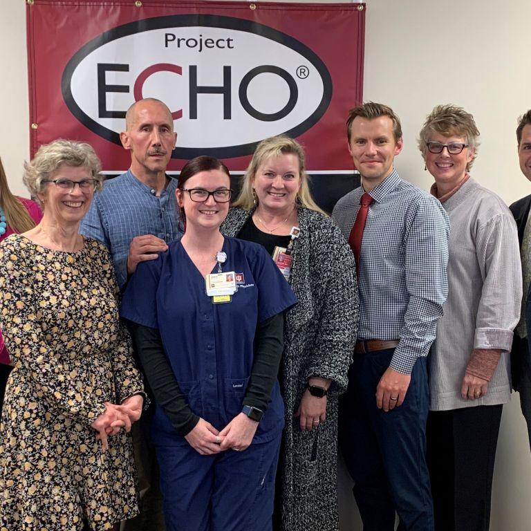 ECHO Center staff.