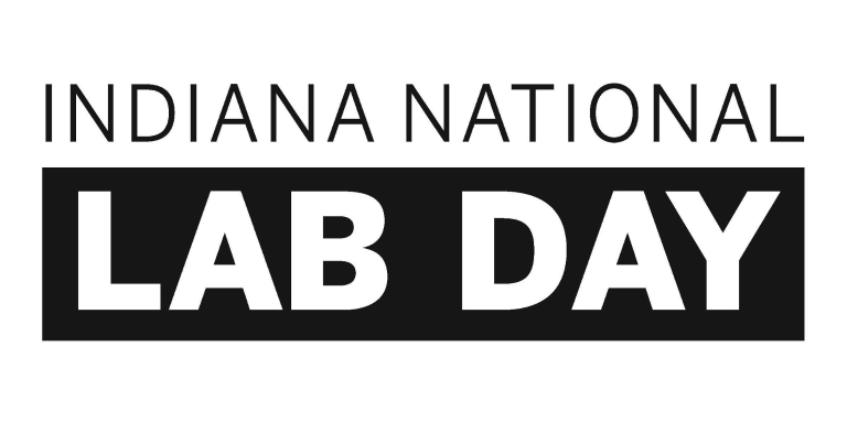 Indiana National Lab Day logo mark
