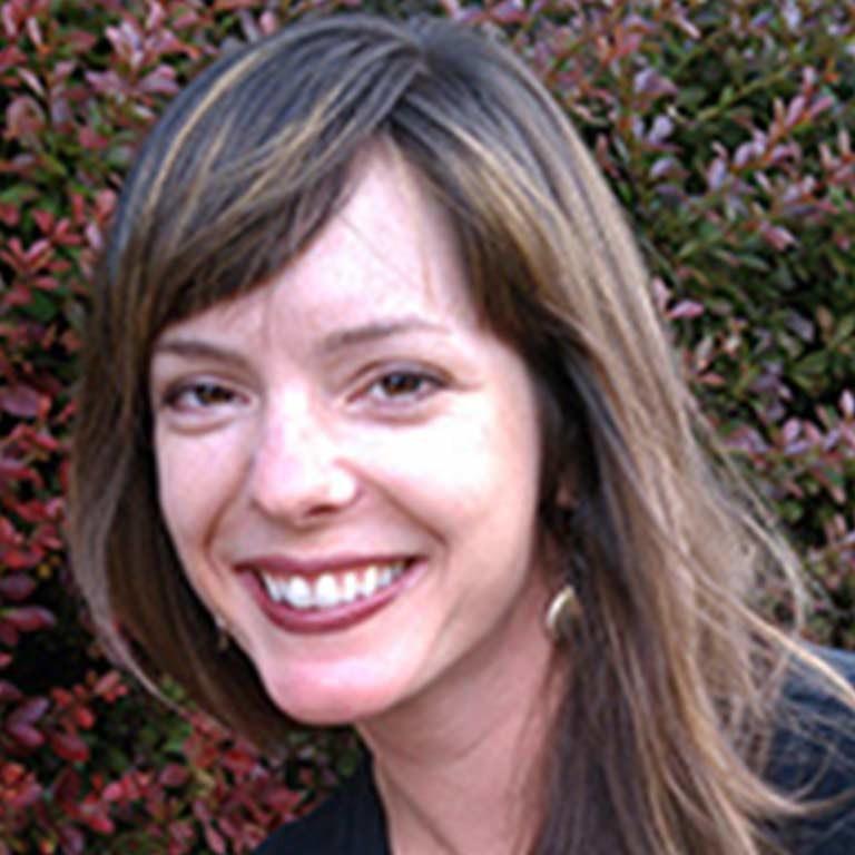 Headshot of Kathryn Graber