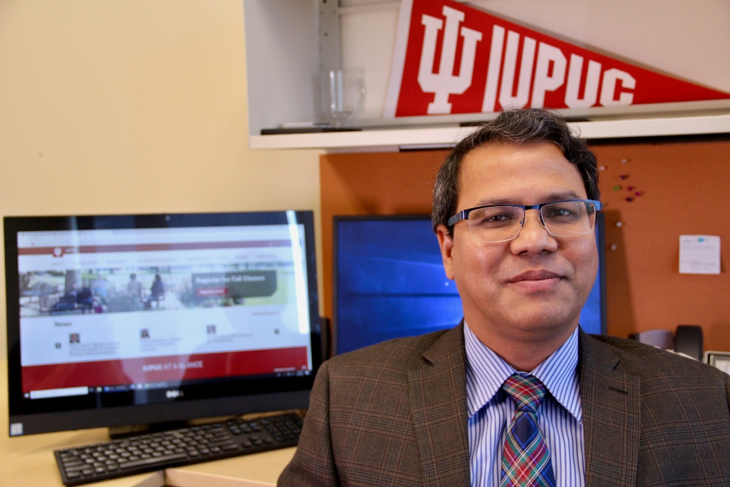 Mohammed Noor-A-Alam is an assistant professor of mechanical engineering