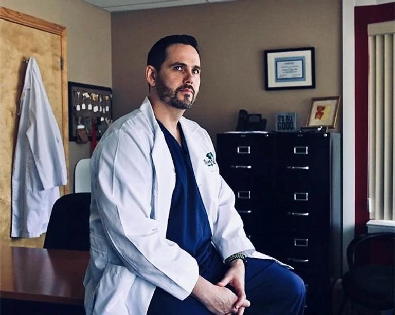 Dr. William Cooke