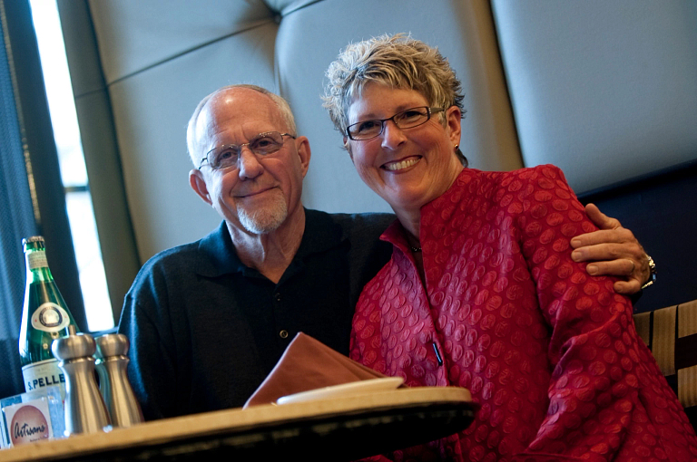 Milt and Judi Stewart