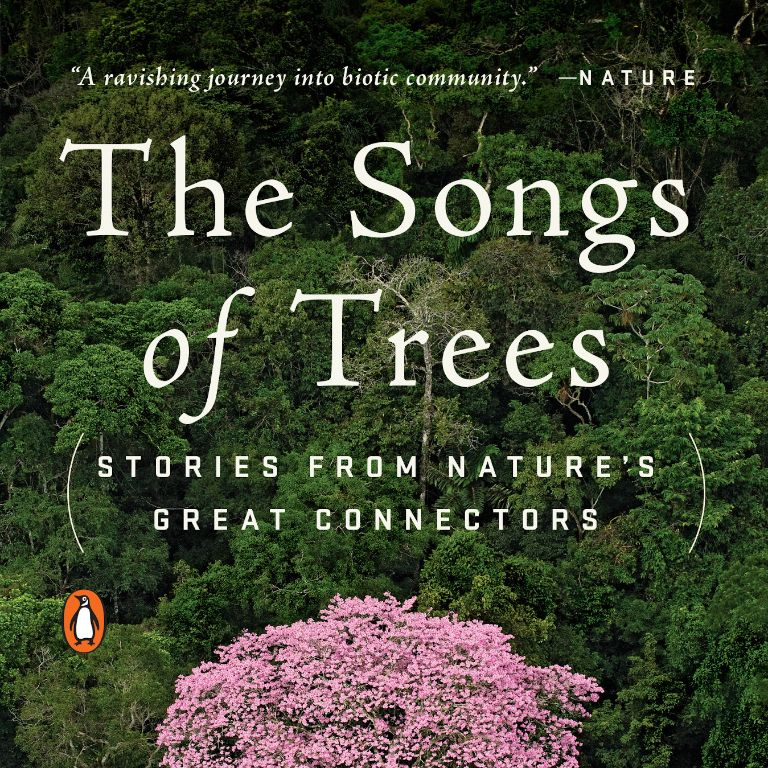 "The cover of the book ""The Songs of Trees"""