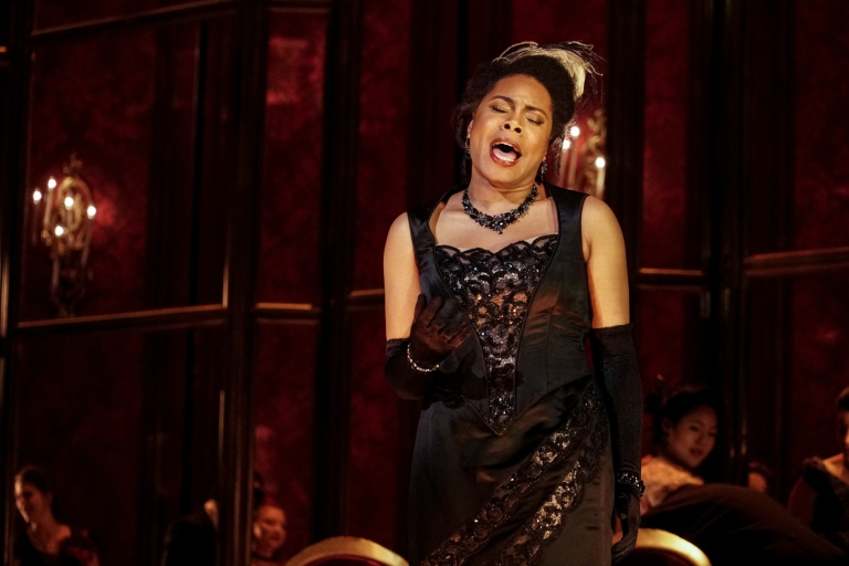 """Violetta from """"La Traviata."""""""