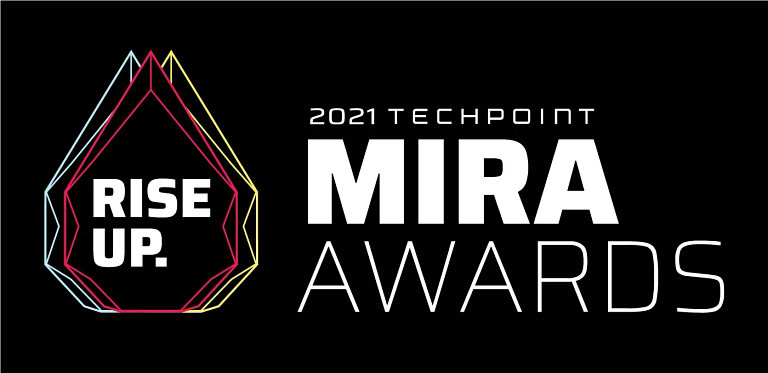TechPoint Mira Award 2021 logo