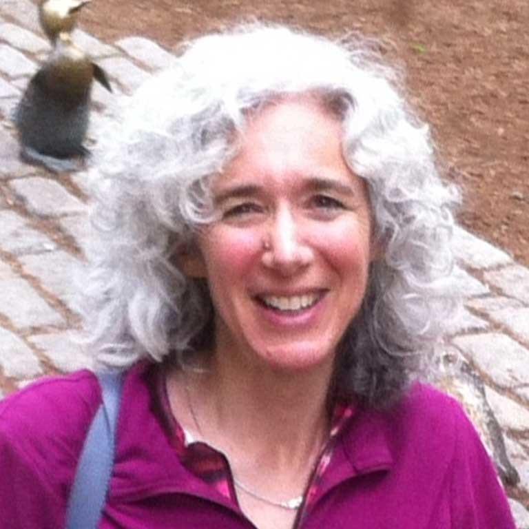 A headshot of Deborah Cohn