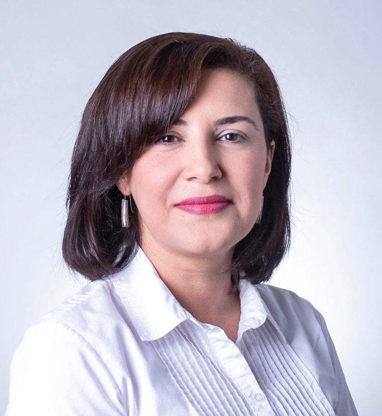 IU researcher Amina Salamova.