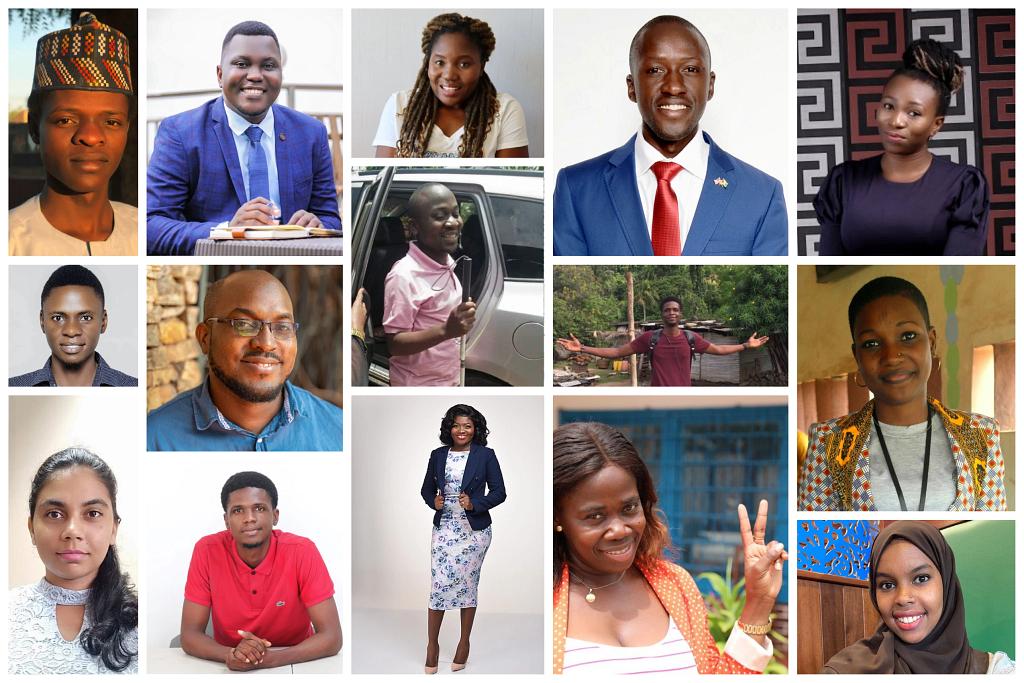 IU's 2021 Washington Mandela Scholars