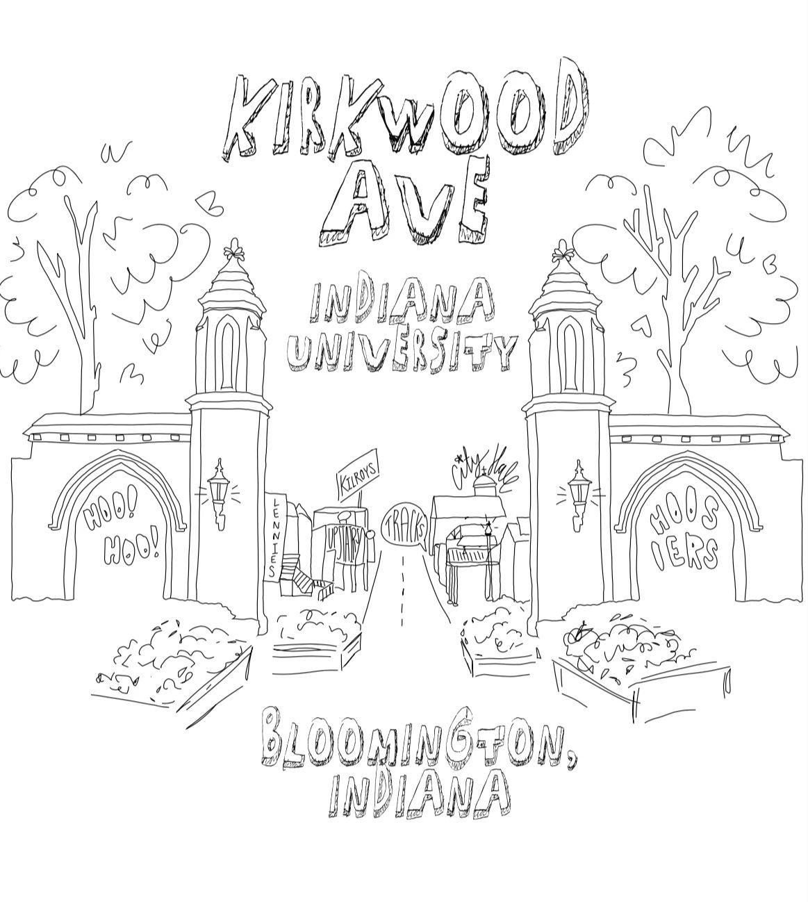 Regnery's cartoon Kirkwood design