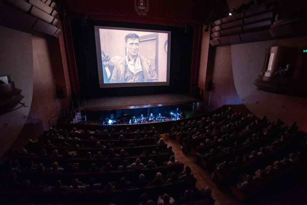 "A screening of ""The Return of Draw Egan"""