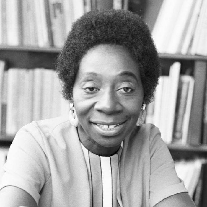Martha Dawson in 1970