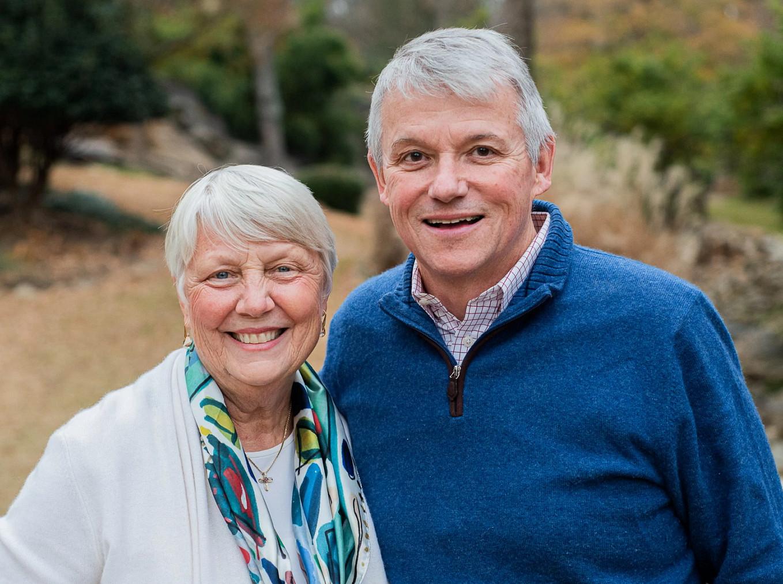 John and Kate Ranshaw
