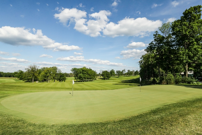 Tee Time New Pfau Course Opens For Golfers News At Iu Indiana University