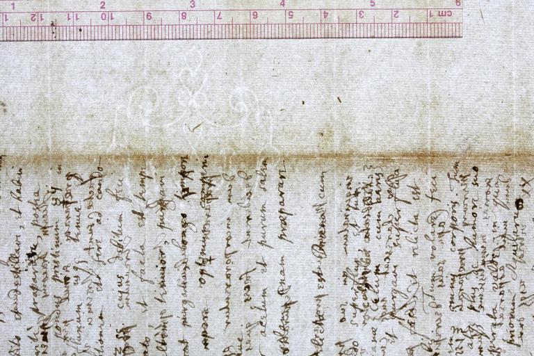 Newton manuscript