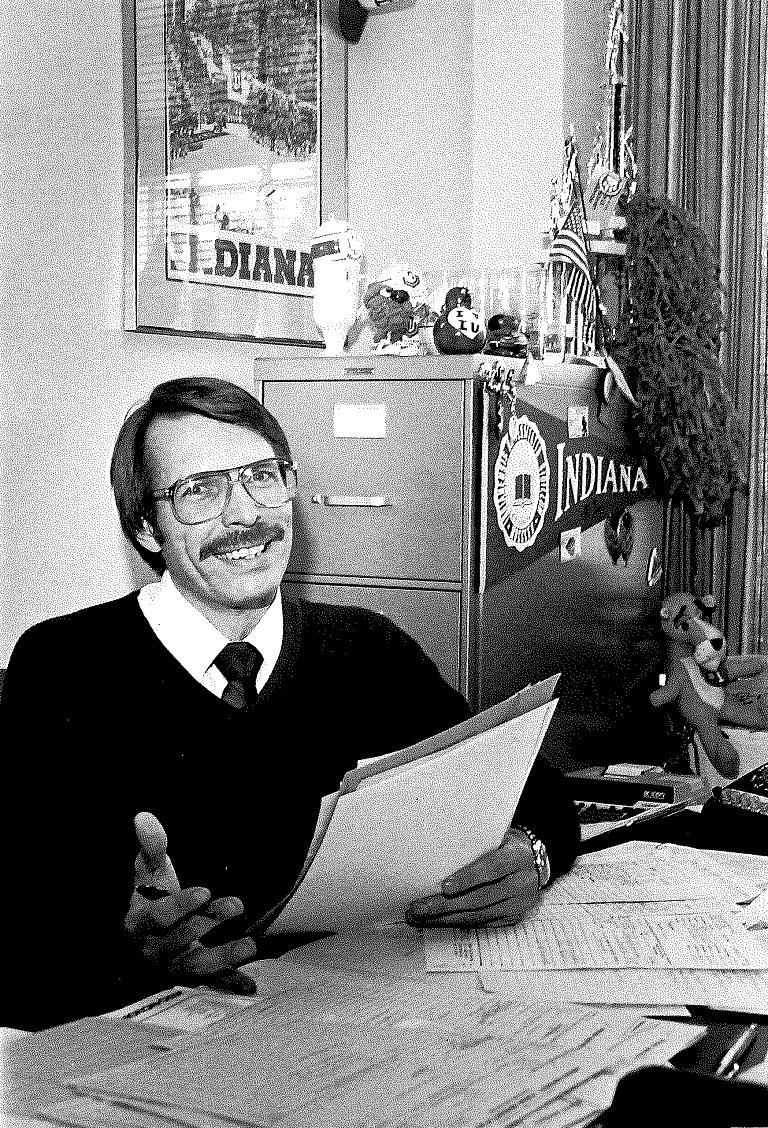 Robert Halter in the 1970s