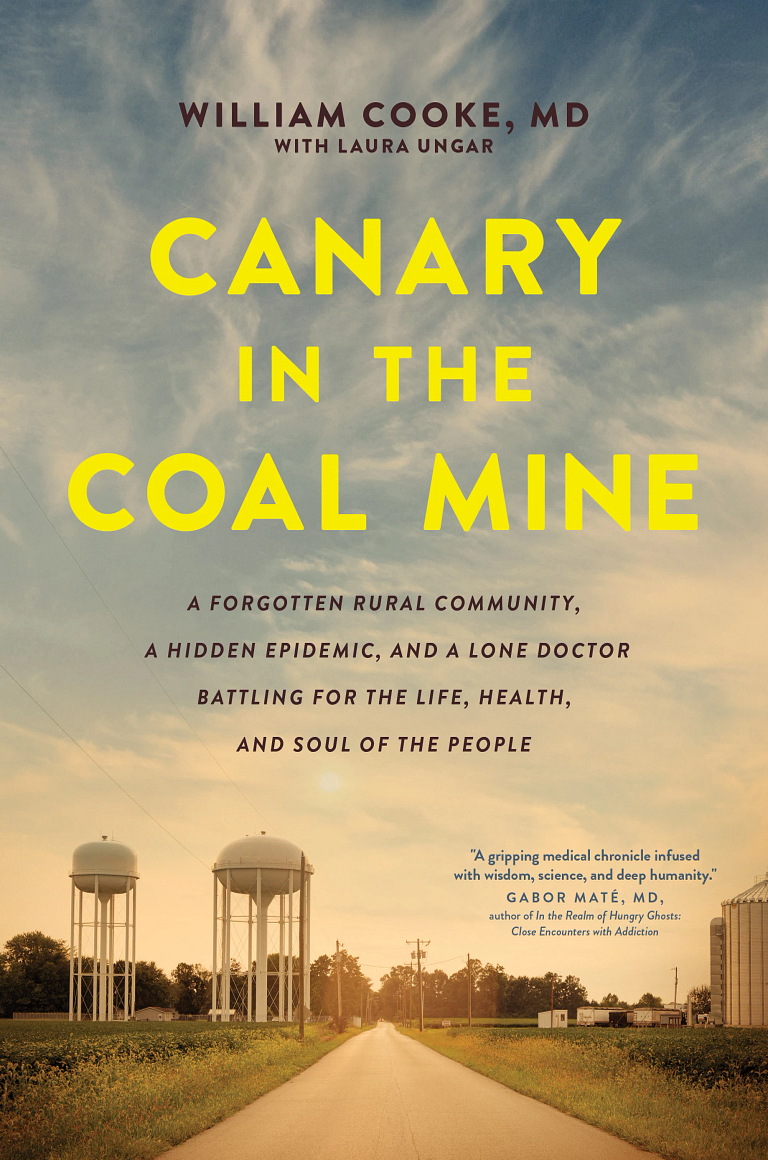 Book cover of 'Canary in the Coal Mine'